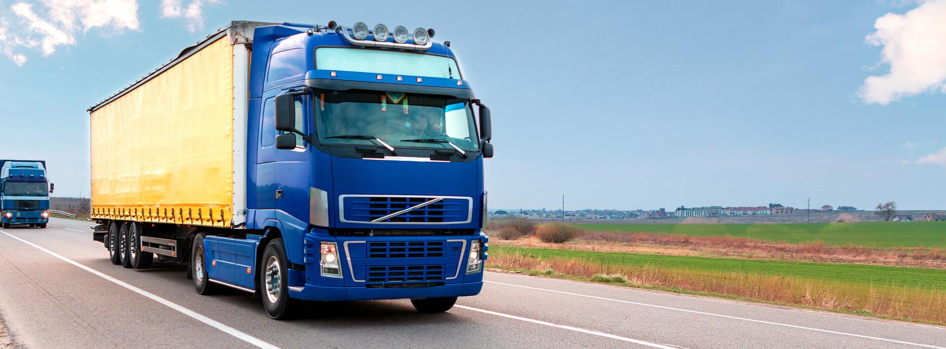 Kamionski transport