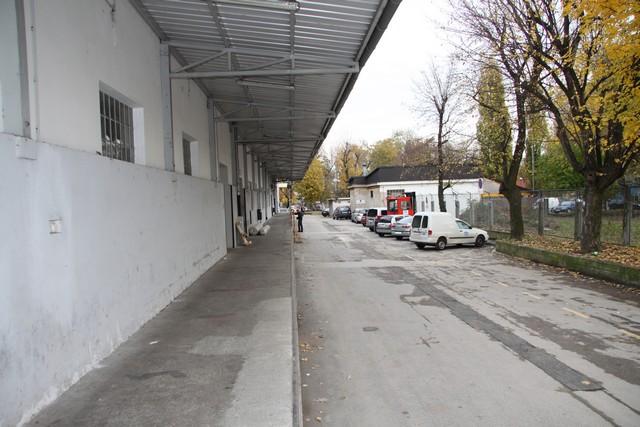 Zagrebšped - Vodovodna